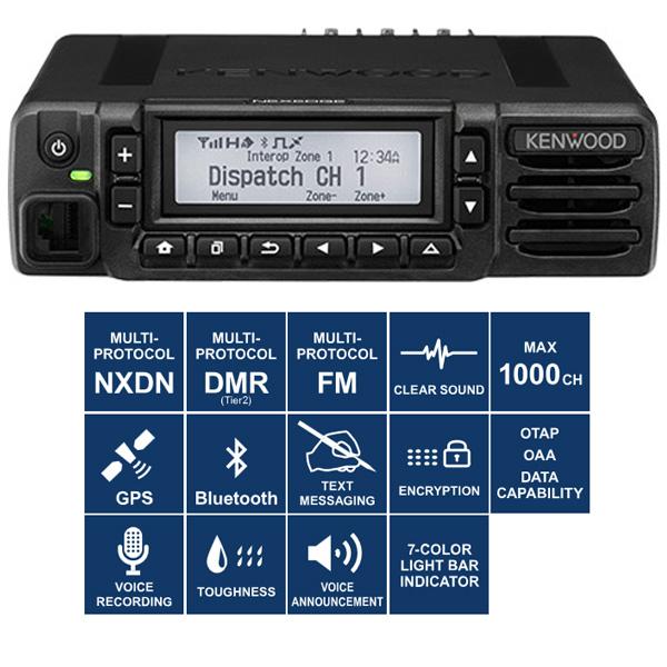 Digital Mobile Radio Association | Kenwood